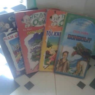 4 quyển truyện,cậu bé rồng ,TRẠNG QUỶNH ,truyện cổ tích chọn lọc hay  của dinhvan2004 tại Quảng Ngãi - 3740212