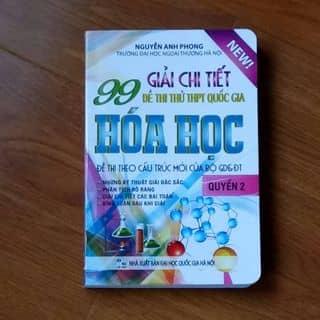 99 đề thi thử THPT quốc gia Hóa Học của thucthi9a1 tại Hồ Chí Minh - 3468058