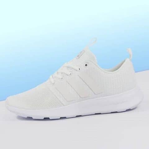 new arrival 7a10d 88a06 ... Adidas Neo Cloudfoam Speed All White Adidas Neo Advantage ...