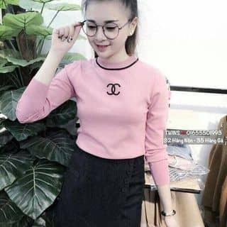 Áo len gân thun của emdikeme tại Shop online, Huyện Thái Thụy, Thái Bình - 1562781