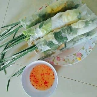 Bánh tráng cuốn của thuyduongvo2 tại Nguyễn Hữu Trí, Huyện Bình Chánh, Hồ Chí Minh - 3069955
