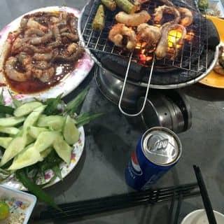 Bạch tuộc nướng sa tế 🐙🍽 của ngocha1112 tại Biển Nhà Mát Bạc Liêu, Thị Xã Bạc Liêu, Bạc Liêu - 809079