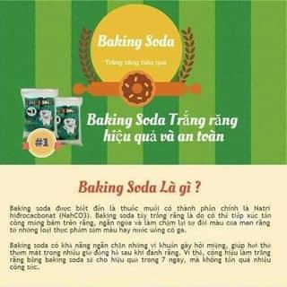 Baking soda Nam Tê của minhhao2711 tại Tiền Giang - 3573100