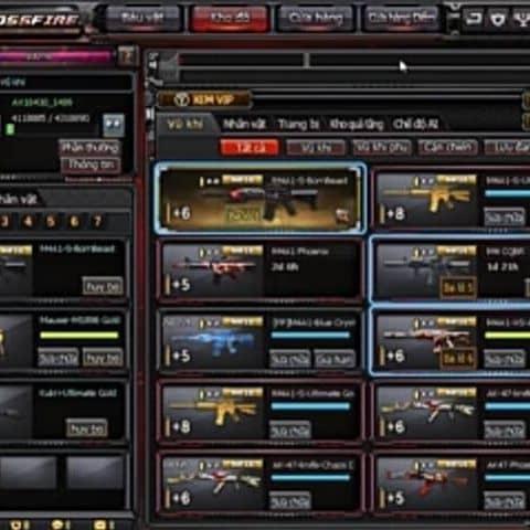 Bán acc cf full súng vip - 3653672 hungshuys - Amada house - Shop online,