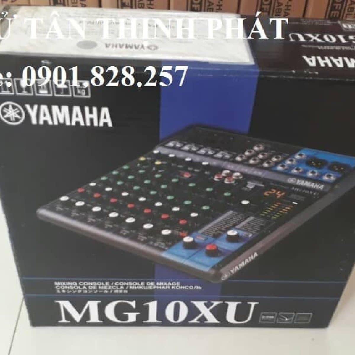 Bn Mixer Yamaha Mg10xu Gi R Ti Cng Ty Tnhh Tin Hc In T Tn Thnh Pht Ca Lozi