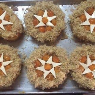 Bánh bông lan trứng muối 😍 của hongoi1109 tại 922 Trần Hưng Đạo, Thành Phố Mỹ Tho, Tiền Giang - 1532808
