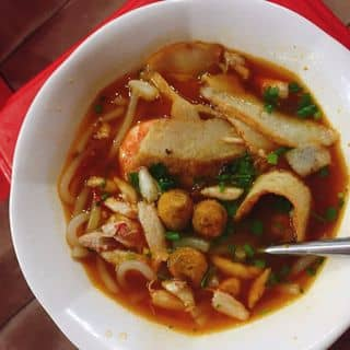 Bánh canh cua chợ bến thành của anhtuanluu2499 tại chợ Bến Thành, Quận 1, Hồ Chí Minh - 3424975