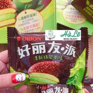 Bánh Chocopie Trà Xanh! của hoanh927 tại 63 Nguyễn Đức Cảnh, Hưng Bình, Thành Phố Vinh, Nghệ An - 5956700