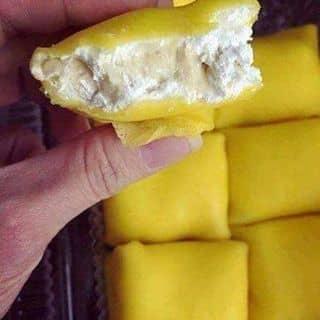Bánh crep sầu rieng của auduyen tại Chợ Trà Vinh, phường 3, Thị Xã Trà Vinh, Trà Vinh - 1884298