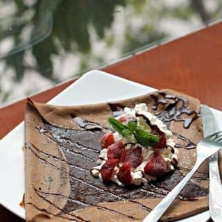 1 list món ăn vặt không thể làm ngơ khi đi lượn lờ tối Hà Nội