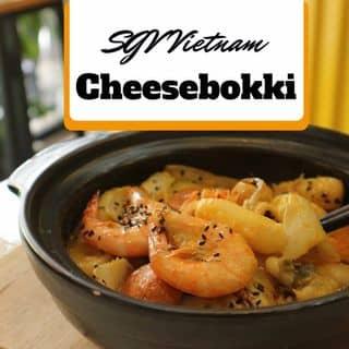 Bánh Gạo Sốt Phô Mai Phủ Phô Mai - Gà Cay Phô Mai của siwondinh tại 339D Nguyễn Cảnh Chân, phường Cầu Kho, Quận 1, Hồ Chí Minh - 3438133