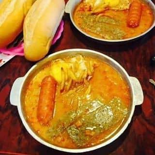 Bánh mì chảoo 🍲🍲 của momeo tại 1149 Yên Ninh, Thành Phố Yên Bái, Yên Bái - 766024