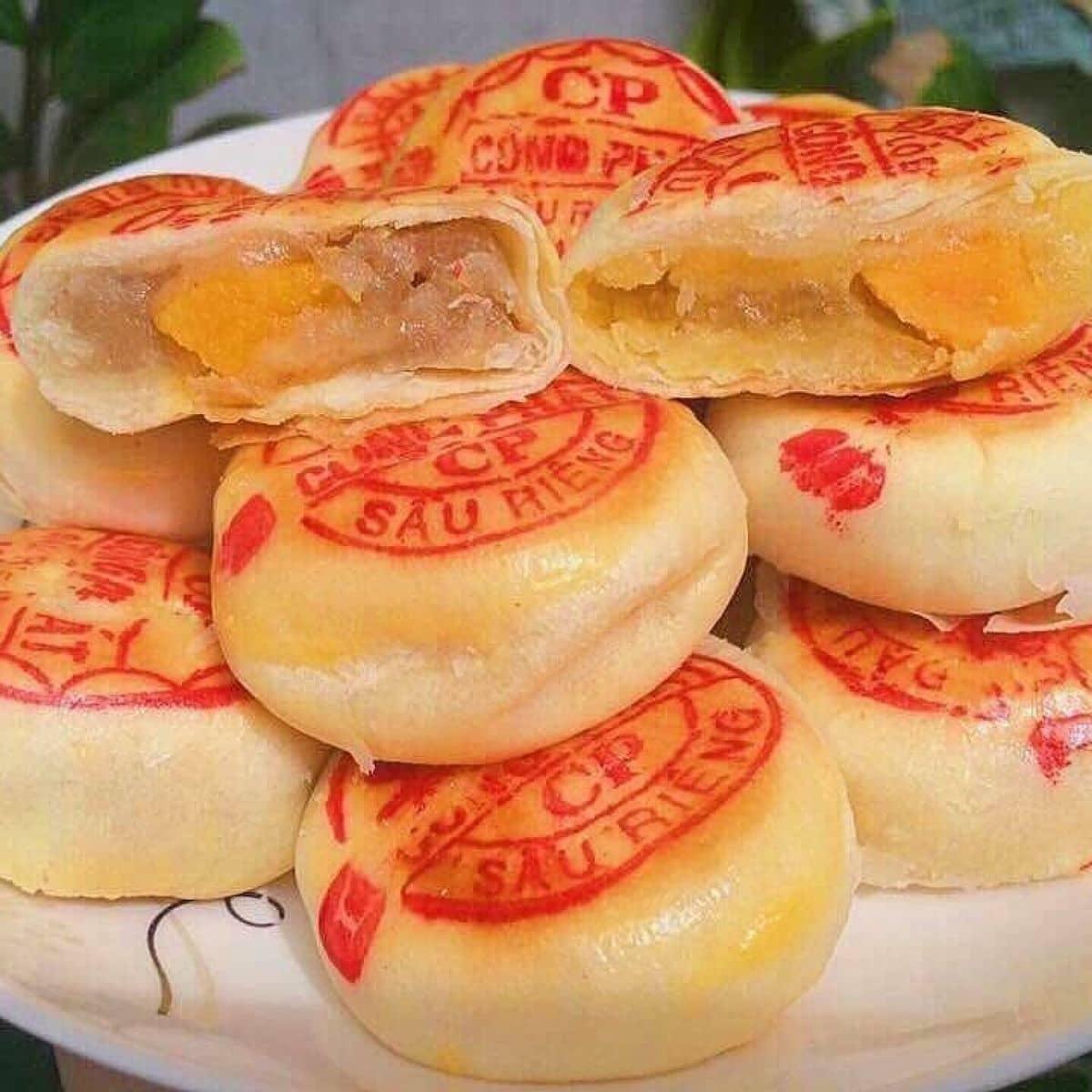 Kết quả hình ảnh cho bánh pía