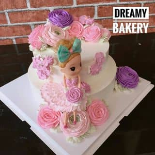 Bánh sinh nhật của longanhprint tại 134 Trần Phú, Tân Phong, Thị Xã Lai Châu, Lai Châu - 4786394