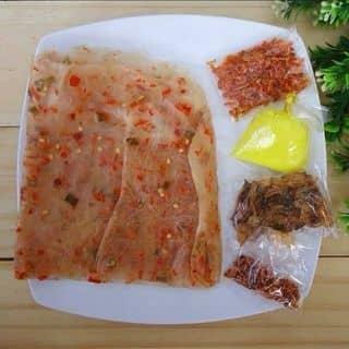 Bánh tráng bơ cuốn của phannguyet12 tại 69, 30 Tháng 4, Thành Phố Mỹ Tho, Tiền Giang - 1564184