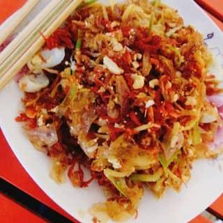 Bánh tráng trộn & trà đào của thanh101098 tại 210 Trường Chinh, Thành Phố Phủ Lý, Hà Nam - 2917096