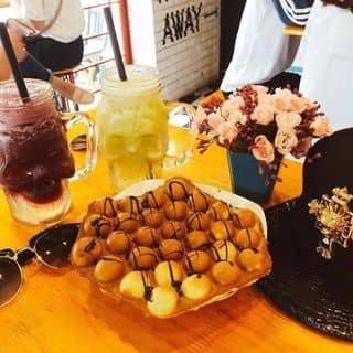 Bánh trứng gà non vị trà xanh + soda việt quất + soda táo xanh của tattocoi tại 19 Mạc Thị Bưởi, Quang Trung, Thành Phố Nam Định, Nam Định - 3156440