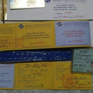 Bảo hiểm xe máy của namtran151 tại Vĩnh Long - 2222388
