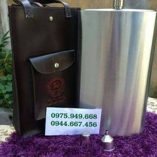 Bình inox Cccp 304 dụng tích 5.4l giá clear của nguyenson567 tại Hà Tĩnh - 1504194