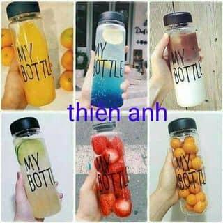 Bình nước my bottle kèm túi vải của thienanh79 tại 97 Trần Phú,  P. Phủ Hà, Thành Phố Phan Rang-Tháp Chàm, Ninh Thuận - 3583997