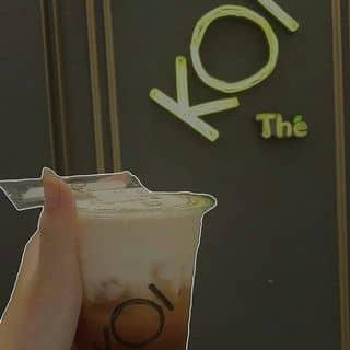Black Tea Machiato của nguyenlephuongthao1011 tại Số 1 đường số 17A, khu phố 11, phường Bình Trị Đông B, Quận Bình Tân, Hồ Chí Minh - 4197226
