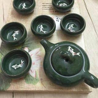 Bộ ấm chén 3d full box của mathehieu tại Shop online, Huyện Bù Gia Mập, Bình Phước - 1187249