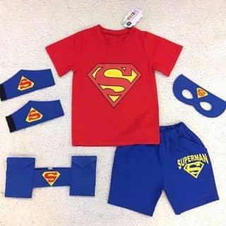 BỘ SUPERMAN của trangnt2304 tại Hồ Chí Minh - 3906979