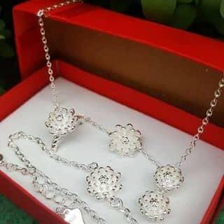 Bộ trang sức bạc  của nguyennguyenloanbk tại Bắc Kạn - 3757465