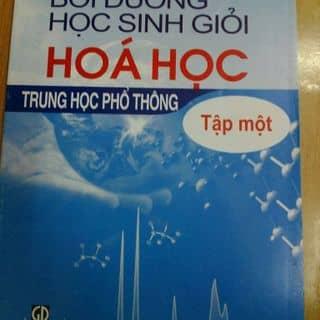 Bồi dưỡng học sinh giỏi hóa học THPT tập một của dangphungbao tại Trần Phú,  P. 4, Thành Phố Đà Lạt, Lâm Đồng - 2538865