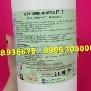 Bột Dinh Duỡng Tăng Cân PT của lemontree676 tại Hồ Chí Minh - 2811099