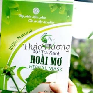 Bột trà xanh đắp mặt của thaohuong76 tại Quảng Trị - 3777991