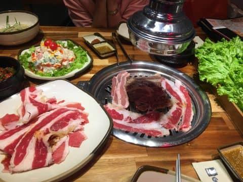 Buffet lẩu nướng gogi house - 2500642 phuongvu62261 - Gogi House - Quán Nướng Hàn Quốc - Hai Bà Trưng - 22B Hai Bà Trưng, Quận Hoàn Kiếm, Hà Nội