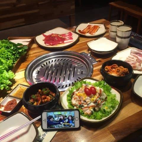 Buffet thịt nướng - 2684548 hoanglinhsa13 - Gogi House - Quán Nướng Hàn Quốc - Hai Bà Trưng - 22B Hai Bà Trưng, Quận Hoàn Kiếm, Hà Nội