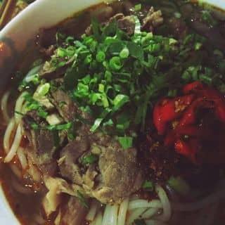 Bún bò huế  sài thành của linhliberty1 tại 57 Lê Duẩn,  Tân Phú, Thị Xã Đồng Xoài, Bình Phước - 723480