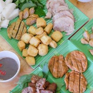 Bún đậu đặc biệt của dacpham85 tại 475 Nguyễn Tri Phương, phường 4, Quận 10, Hồ Chí Minh - 4171413