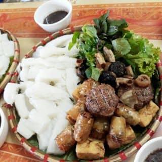 Bún đậu mắm tôm của thomchip tại Đối diện Bến xe khách Việt Trì, Thành Phố Việt Trì, Phú Thọ - 3406913