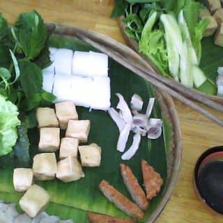 Bún đậu mắm tôm của rose5 tại 55D Phạm Thái Bường, Phường 4, Thành Phố Vĩnh Long, Vĩnh Long - 964894