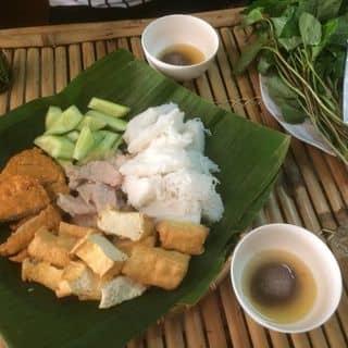 Bún đậu tá lả của thlinh411 tại 46 Cao Bá Nhạ, Quận 1, Hồ Chí Minh - 1109570