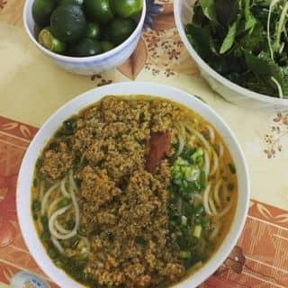Bún riêu cua, bánh đa cua  của sicalo tại 434 Bà Triệu, Đông Kinh, Thành Phố Lạng Sơn, Lạng Sơn - 554897
