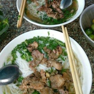 Bún thịt nướng của honghamho tại Nguyễn Văn Linh, Thanh Bình, Thành Phố Hải Dương, Hải Dương - 2148154