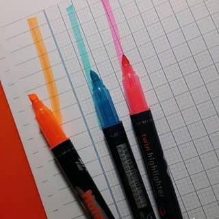 bút dạ quang 3 màu của thuminh593 tại Shop online, Quận Tân Phú, Hồ Chí Minh - 3563885