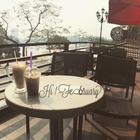 Các hình ảnh được chụp tại The Coffee Bean & Tea Leaf - Thanh Niên
