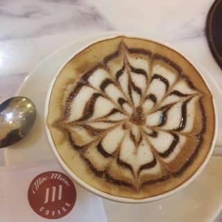 Capuchino coffeee  của binist09101999 tại 187 Hùng Vương, phường 6, Thành Phố Sóc Trăng, Sóc Trăng - 495140