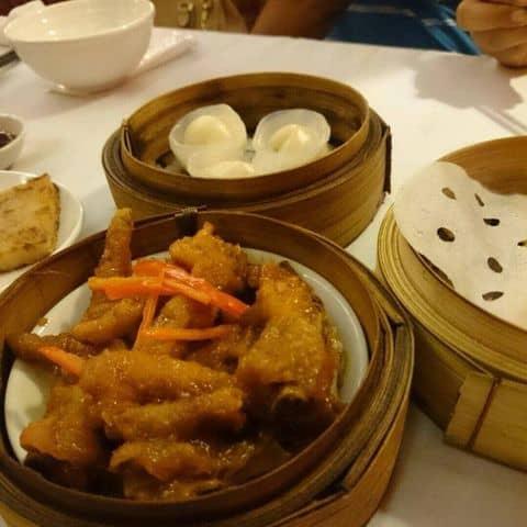 Các hình ảnh được chụp tại Tân Hải Vân - Ẩm thực Trung Hoa