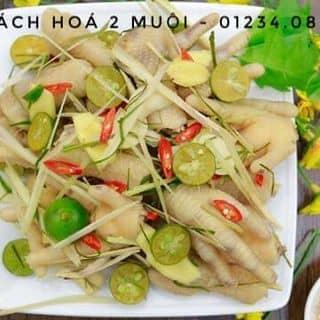🍃🐔CHÂN GÀ NGÂM SẢ TẮC ỚT🐔🍃 của nguyenhanh50 tại Hồ Chí Minh - 3429358