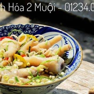 🍃🐔CHÂN GÀ NGÂM SẢ TẮC ỚT🐔🍃 của nguyenhanh50 tại Hồ Chí Minh - 3458088