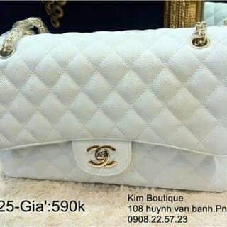 Chanel Classic xích trắng của mymy21453 tại Thành Phố Huế, Thừa Thiên Huế - 2576951