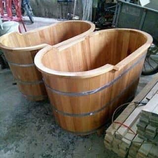 Chậu ngam chân gỗ . Bồn tắm  của dinhlinh83 tại Hợp Lý, Huyện Lý Nhân, Hà Nam - 3762359