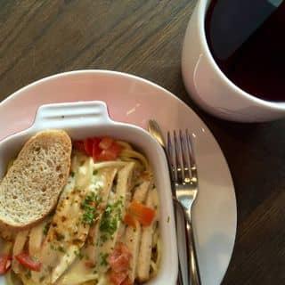 Chicken Pasta and Earl Grey 🍝☕️ của glamod tại 1058 Đại Lộ Nguyễn Văn Linh, Quận 7, Hồ Chí Minh - 587444