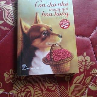 Chú chó nhỏ mang giỏ hoa hồng của papthao1 tại Tiền Giang - 2499489